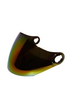 Astone 610 Iridium Gold Visor