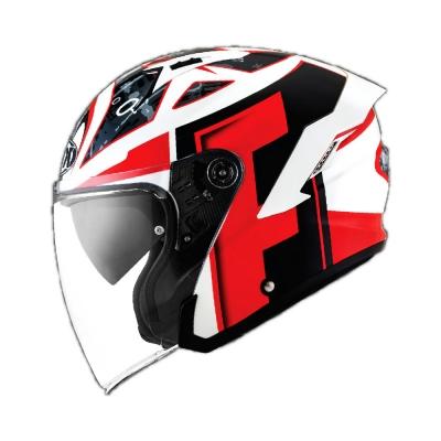 KYT NFJ Fabio Quartararo (Open Face Helmet)