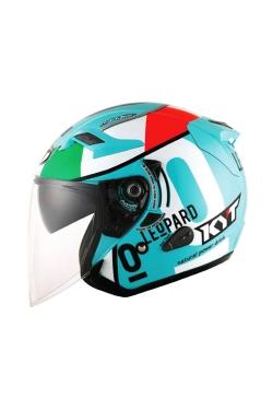 KYT Venom Andre Locatelli (Open Face Helmet)