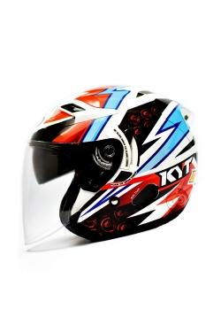 KYT Venom Kasma Daniel (Open Face Helmet)