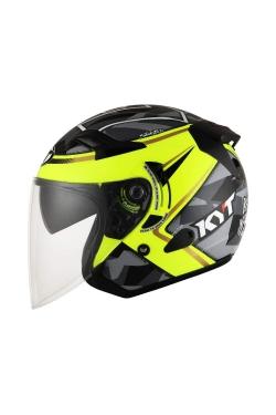 KYT Venom Aleix Espargaro (Open Face Helmet)