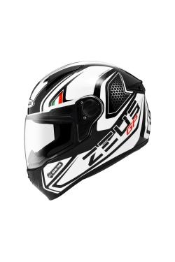 Zeus ZS 811 Black AL3 Black (Full Face Helmet)