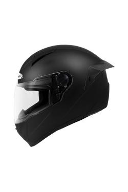 Zeus ZS 811 Matte Black (Full Face Helmet)