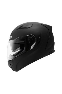 Zeus ZS 813 Matte Black (Full Face Helmet)
